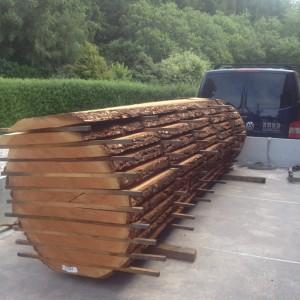 Træ til trapper og plankeborde